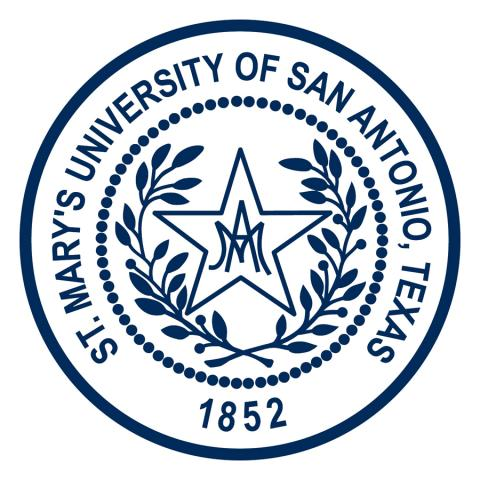 St Marys University logo